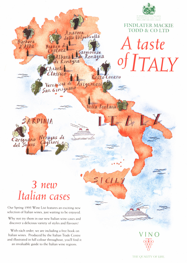 Large Map Of Italy With Regions.Maps Illustrated Located In Greater London England Maps