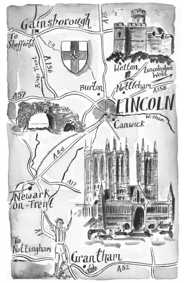 Maps Illustrated � Located in Greater London, England, Maps ...